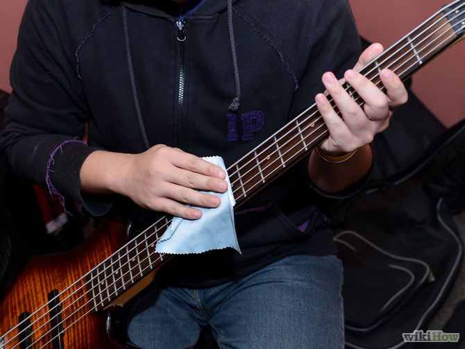 670px-Clean-Bass-Strings-Step-2